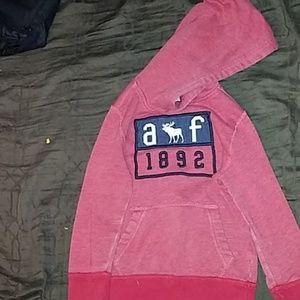 Boys sz 5/6 Abercrommbie Kids hoodie